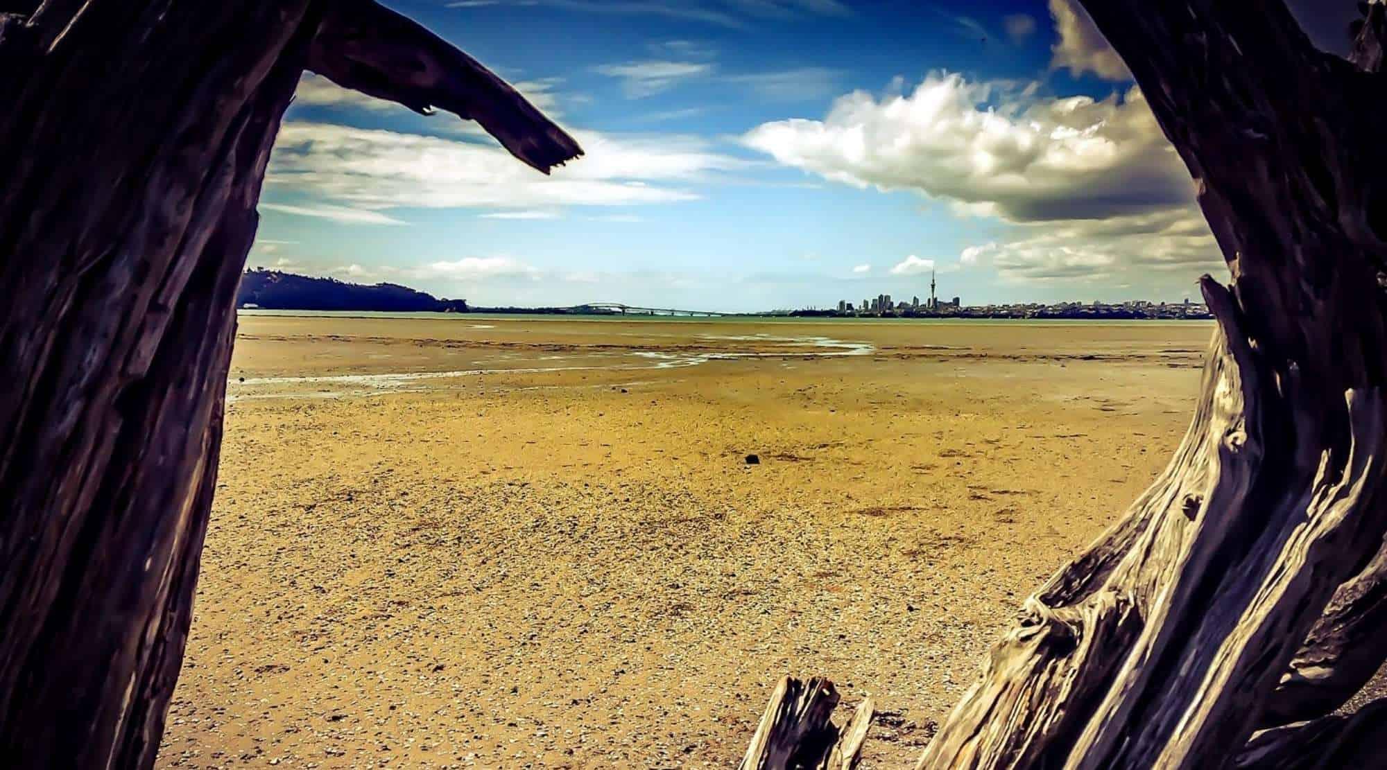 Auckland from Te Atatu